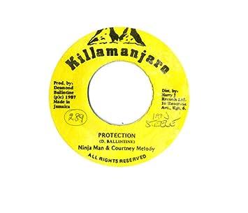 Ninja Man - Protection - Amazon.com Music