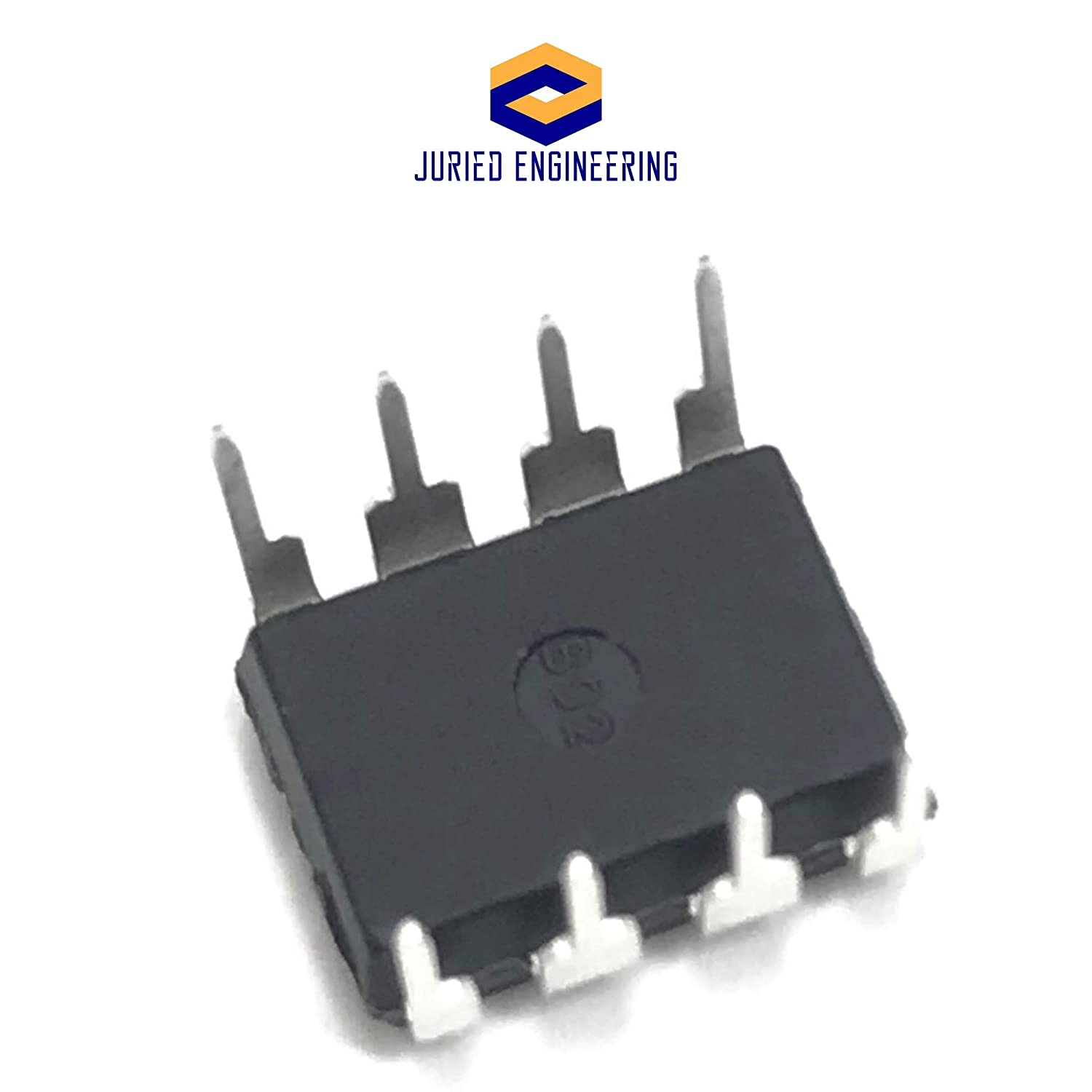 Pack of 15 Texas Instruments LM393P LM393 Dual Differential Comparators DIP-8 Breadboard-Friendly