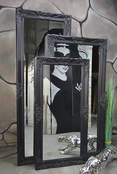 Livitat Standspiegel Ankleidespiegel Antik Barock 160 X 40 Cm No