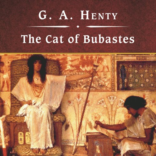 The Cat of Bubastes cover