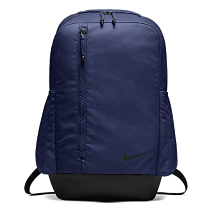385b5153a588 Nike 25 Ltrs Midnight Navy Black Thunder Blue Casual Backpack (BA5539-410)   Amazon.in  Bags