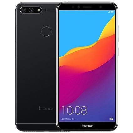 Huawei Honor 7A AUM-AL20 3GB+32GB 5 7 inch EMUI 8 0 (Android 8 0) Qualcomm  Snapdragon 430 Octa Core GSM & WCDMA & FDD-LTE (Black)