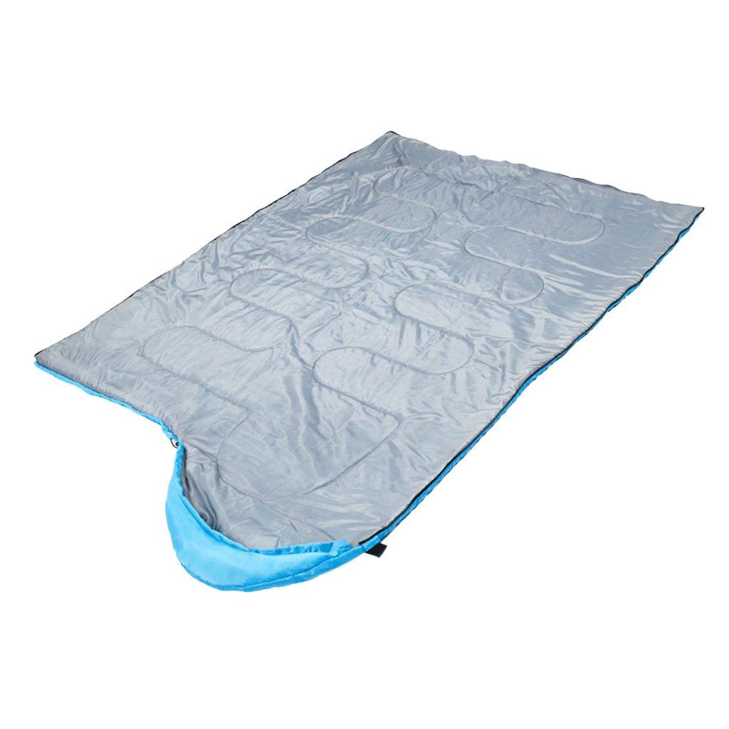 Sharplace Manta Bolsa de Dormir Accesorio de Deportes Multiusos para Deportista Ligero Impermeable - Azul: Amazon.es: Deportes y aire libre