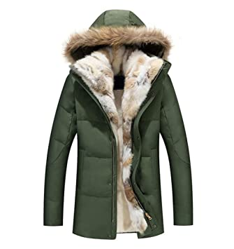 ... Invierno Unisex Abajo Chaquetas Desmontables Abrigo con Capucha Abrigo cálido Abrigos Mujeres Hombres Abrigos Gruesos: Amazon.es: Deportes y aire libre