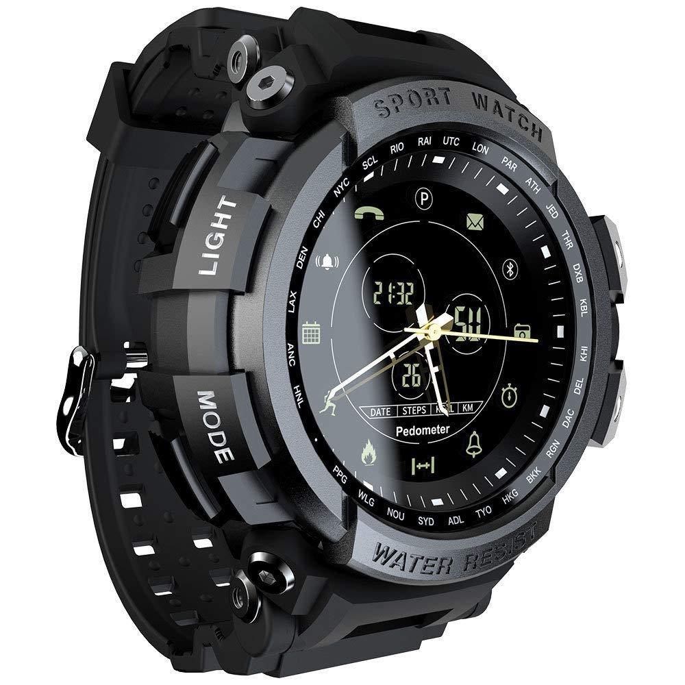Amazon.com : WTGJZN Sport Smart Watch Professional 5ATM ...