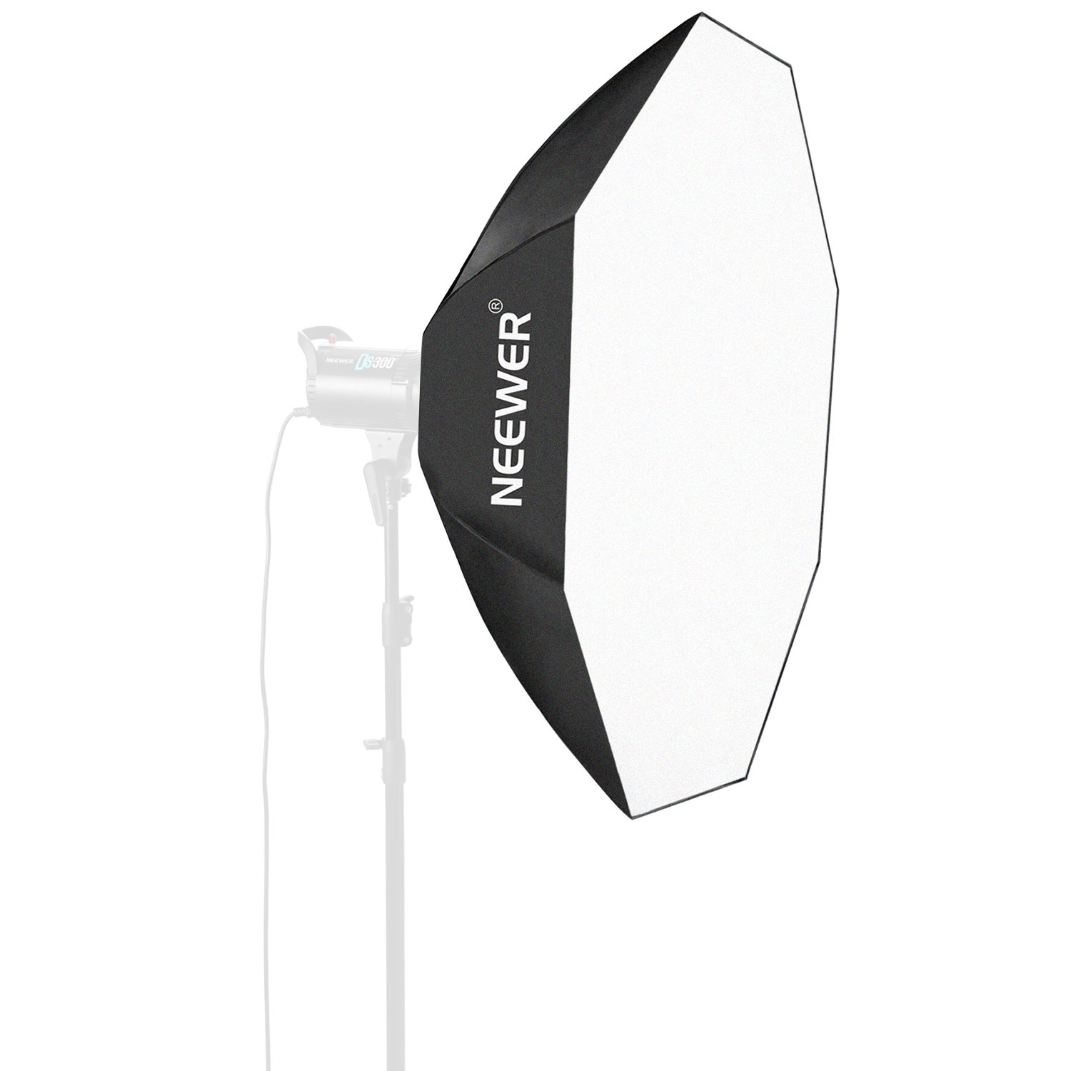 Neewer 30x30 / 80cmX80cm Octagon Umbrella Speedlite Softbox.