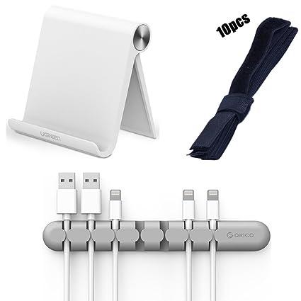 Pack mesa Premium 1 soporte teléfono Smartphone multiposición/1 ...