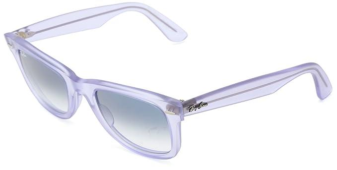 Ray-Ban 0RB2140 60603F 50 Gafas de Sol, Demi Gloss Lilac ...