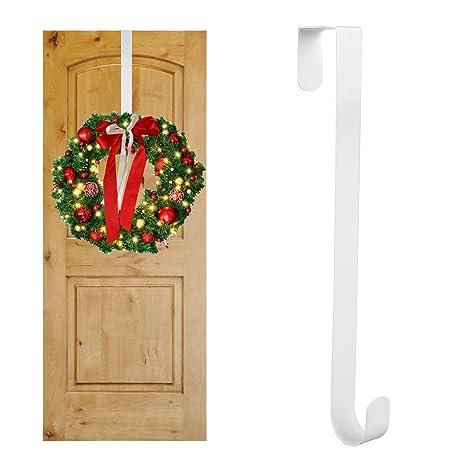 Wreath Hanger Over The Door