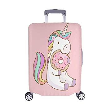 Amazon.com: InterestPrint - Funda protectora para maleta de ...