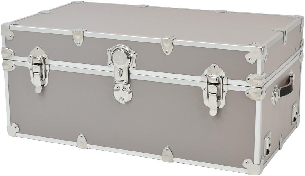 Rhino Trunk and Case-Sticker Trunk, Gray