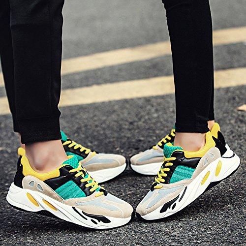 Tacón de para Latinos Zapatos Piel Heel de Noche y Zapatos para Baile con Fiesta EU New Mujer Baile Salón Salsa de Verde Tono Size Gris Zapatos Negro Stilettos Sandalia wZ7TP