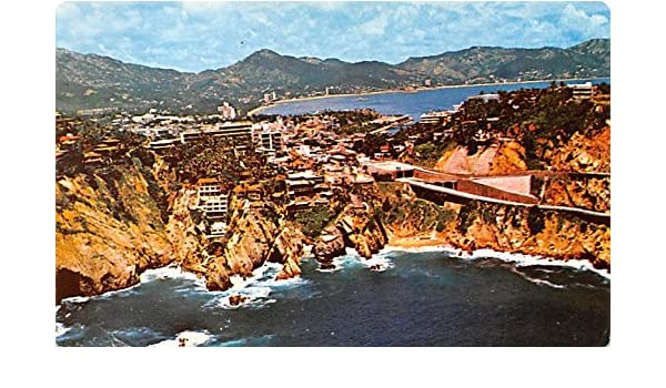 Mexico Old Vintage Antique Post Card Vista Aera De La ...