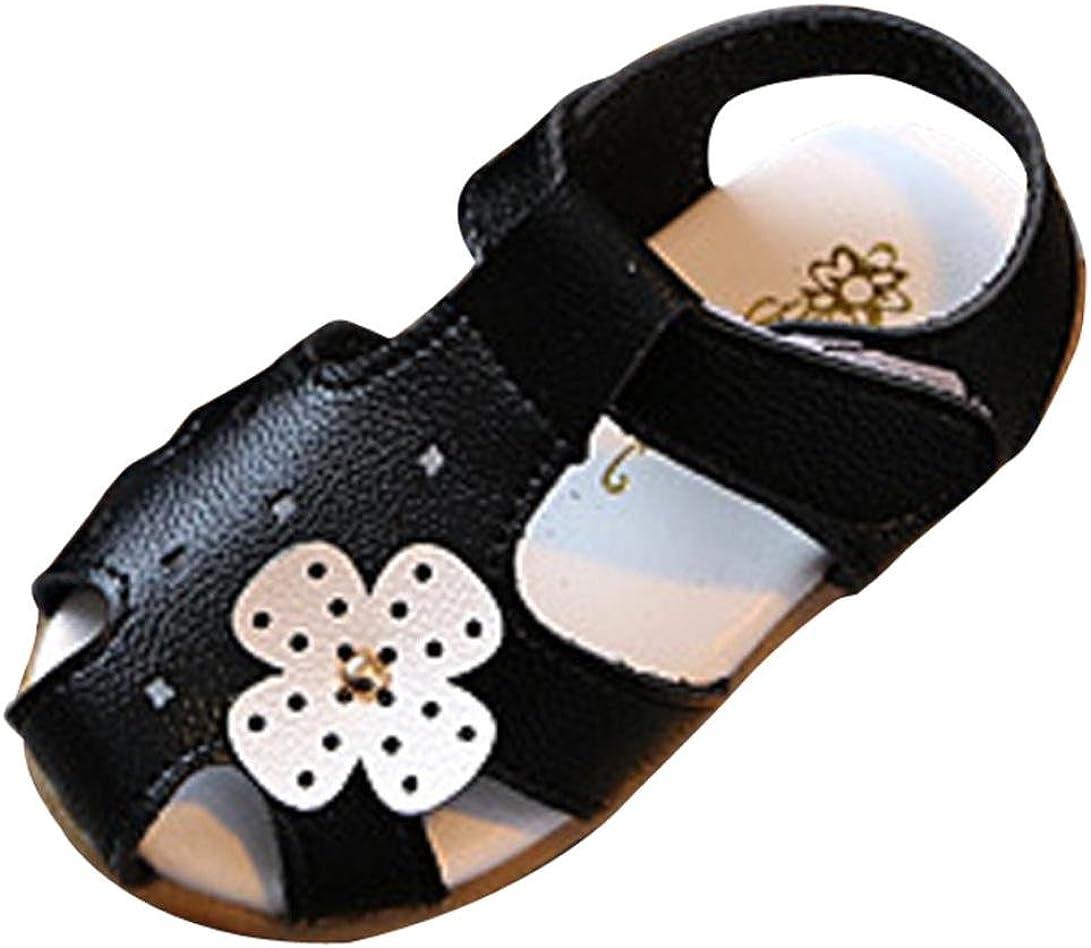 Infant Sandals First Walkers Kid Shoes Flower Summer Shoes Comfort Soft Sole Crib Shoes Memela