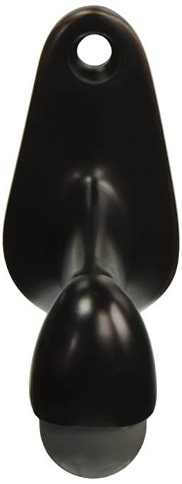 Emtek 2253 Flat Black Door Stop Emtek 2253 2 7/8u0026quot;