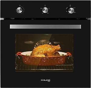 Single Wall Oven, GASLAND Chef GS606MB 24