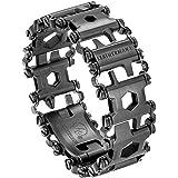 LEATHERMAN(レザーマン) Steel Tread Bracelet Multitool - Black [並行輸入品]