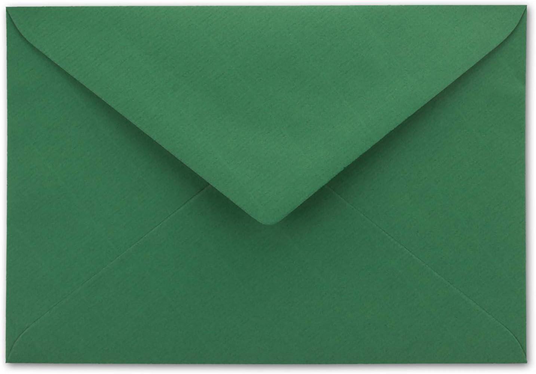 22,9 x 16,2 cm 200x Brief-Umschl/äge C5 gef/üttert mit wei/ßem Seidenpapier Wei/ß Nassklebung 100 g//m/²