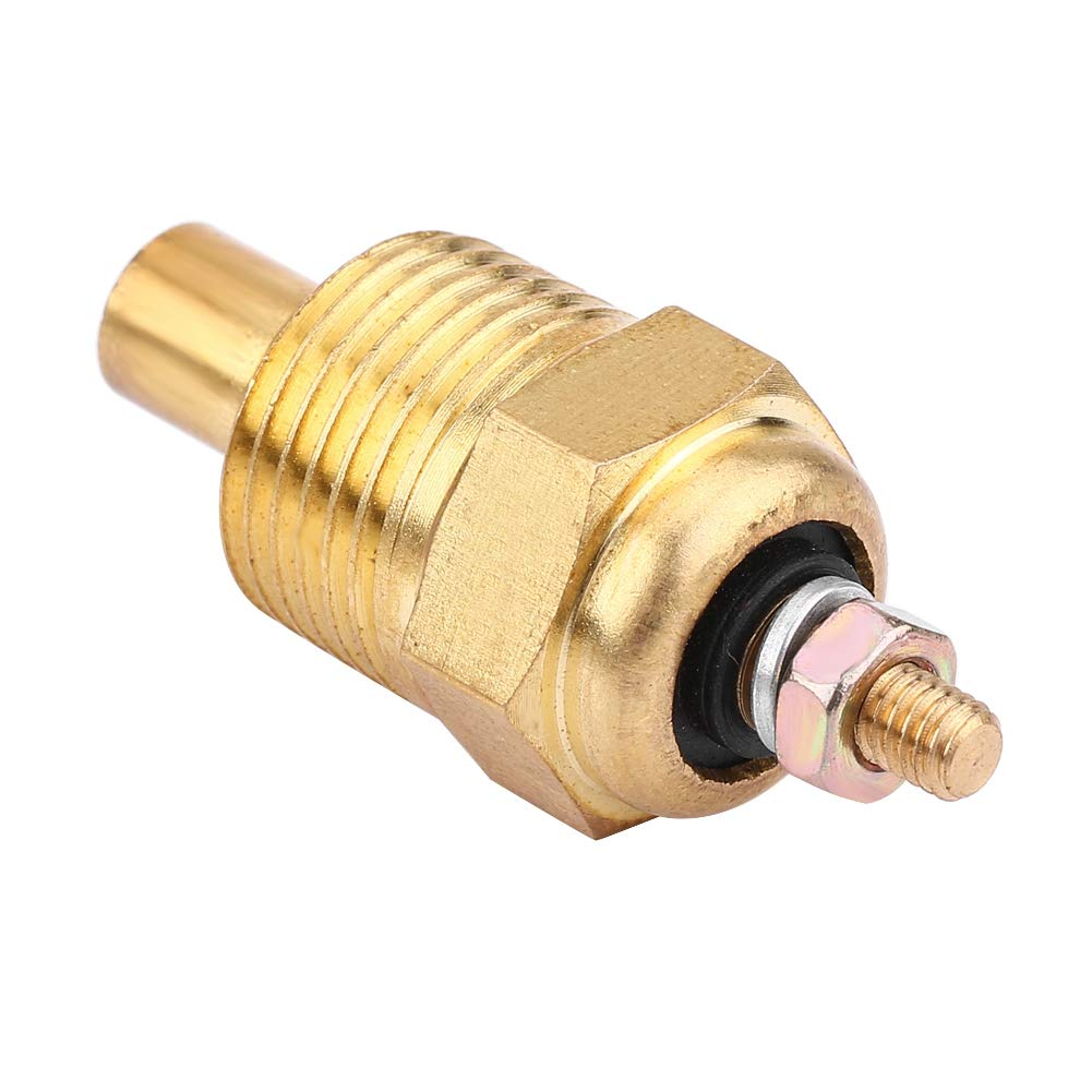 Water Temperature Sensor Car Coolant Temperature Sensor Replacement for Mercury Mercruiser 806490T Sierra 18-5897 Mallory 9-42400