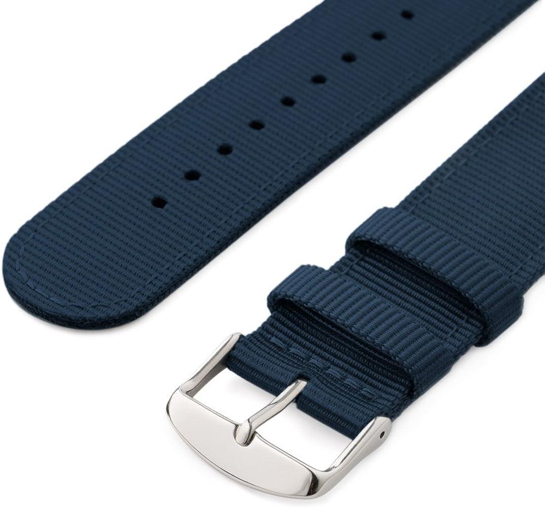Archer Watch Straps | Repuesto de Correa de Reloj de Nailon para ...