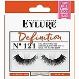 Eylure Definición Nº Lash 121, 1er Pack (1 x 2 piezas)