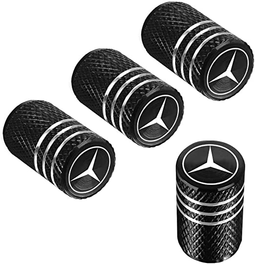 Mega Dose Ventilkappen Für Mercedes Benz Auto