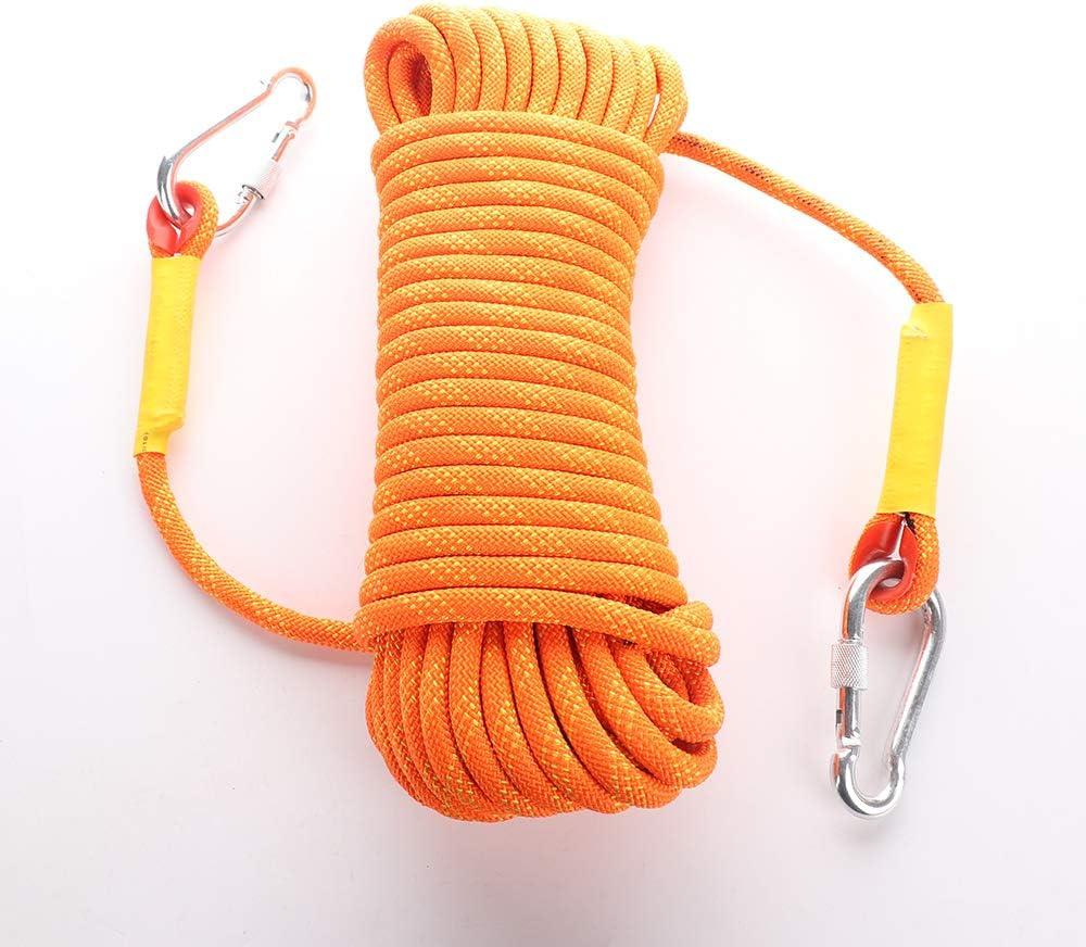Warooma Cuerda de seguridad para escalada en roca al aire ...