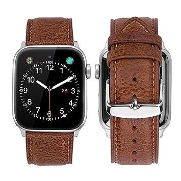Apple Watch Series 3 Correa 42mm,iBazal iWatch Correa de Reloj de ...