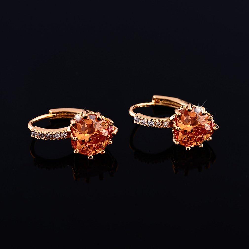 Paialco Promise Heart Pave Cubic Zirconia Stud Earrings Luxury Alloy Cuff Wrap Ear Studs