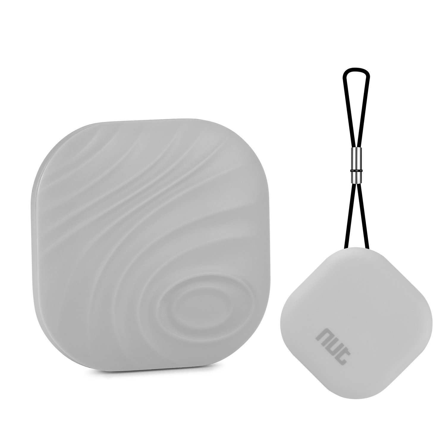 Apsung Key Finder, Wireless Anti-Lost Tracker, Anything Finder Wallet Bags Pet, Nut 3 Mini Locator App Control Smartphones.