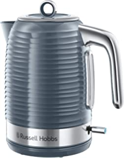 Russell Hobbs Inspire - Cafetera de goteo (jarra cristal, 15 tazas ...