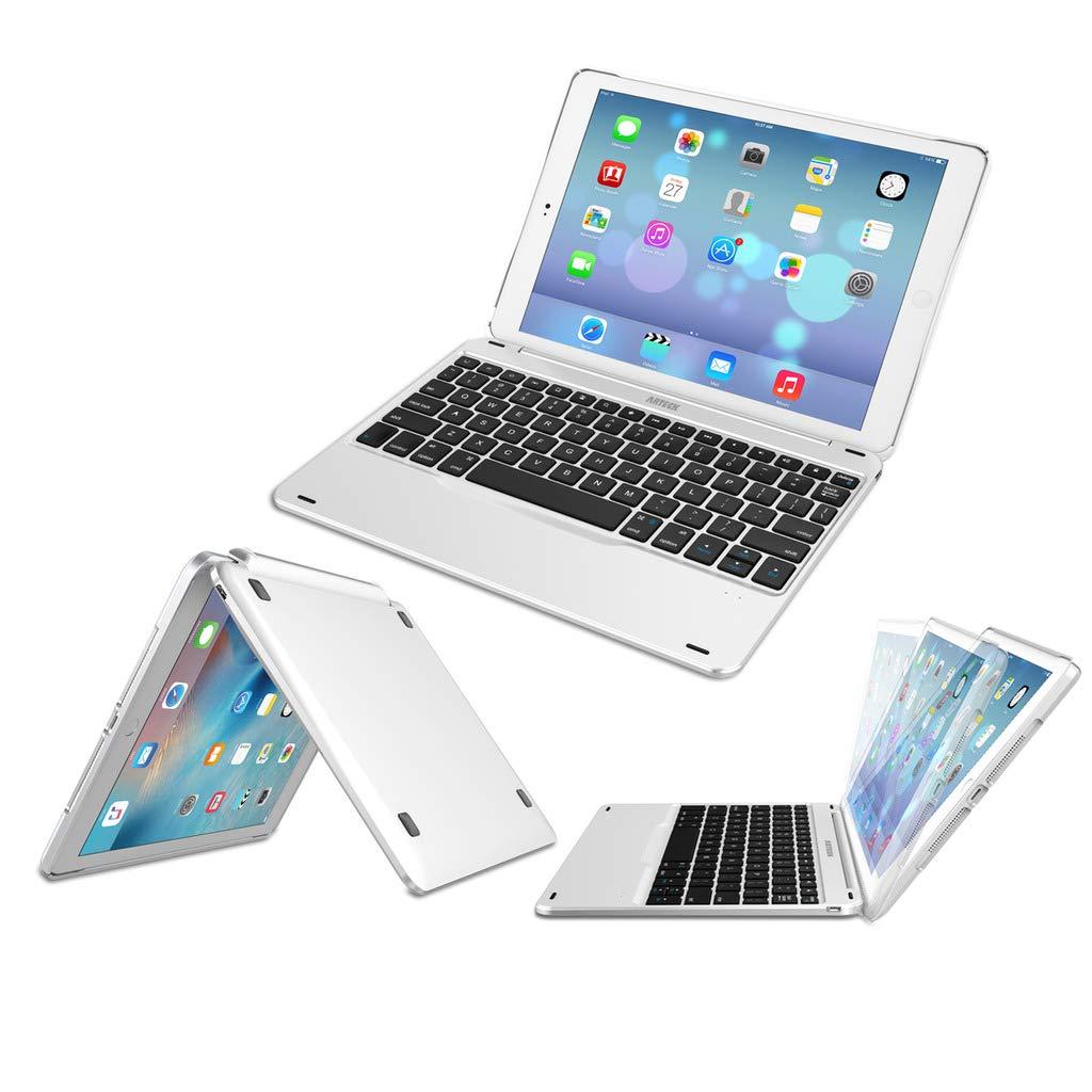 Funda Con Teclado Para iPad 9.7 (iPad 6,2018 / iPad 5,2017)