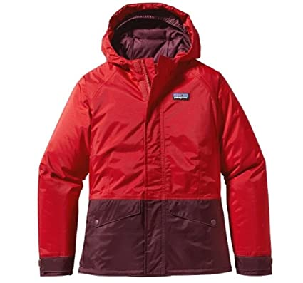 89c8b781b82 Image Unavailable. Image not available for. Color  Patagonia Girl s  Insulated Torrentshell Jacket ...