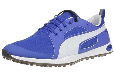 c0d4f4c2afeeeb Puma Biofly mesh Golf Shoes Blue 187582 05