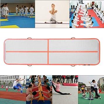 Elepawl esterillas de Yoga 4 m x 1 m Inflable para Secadora ...