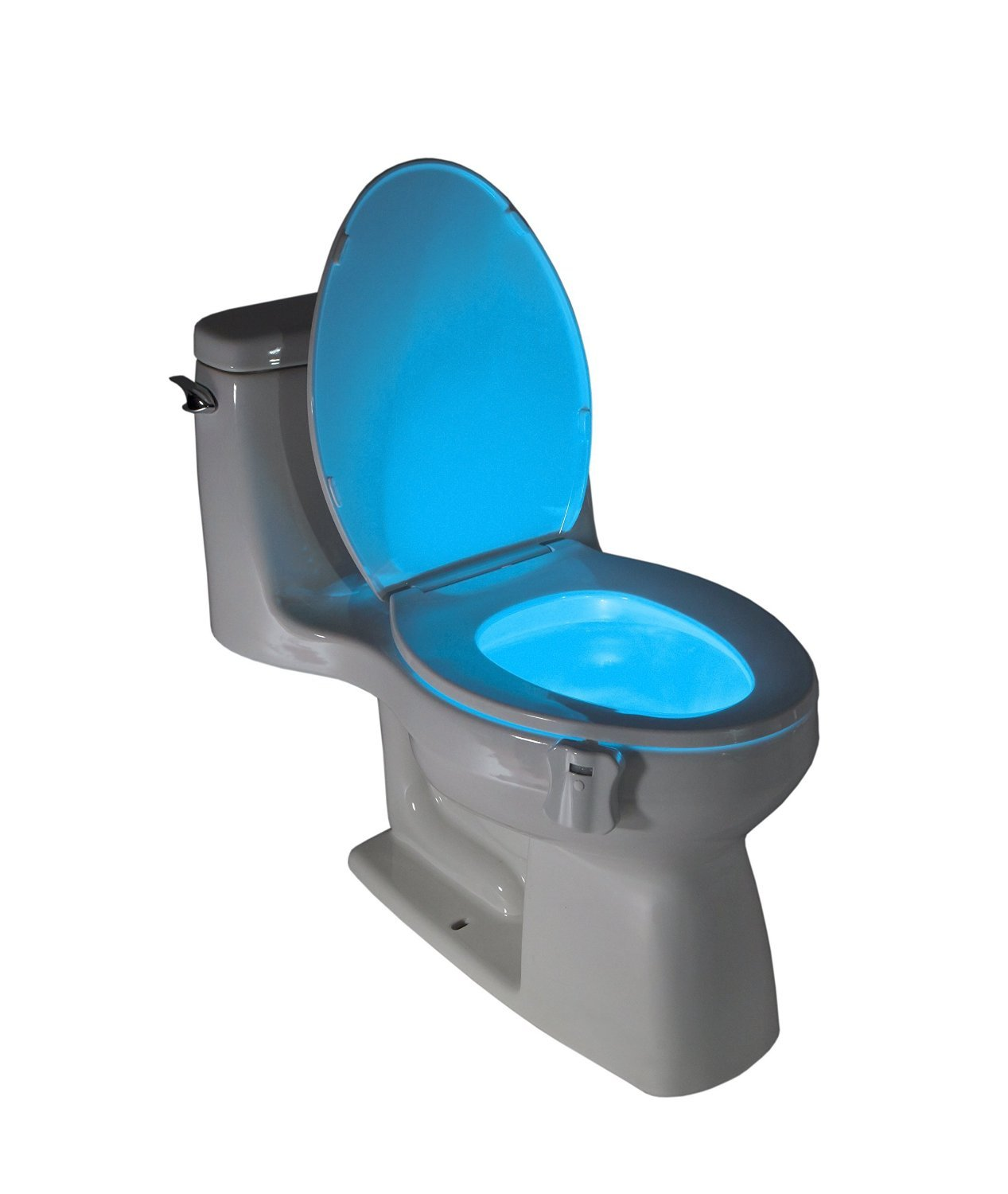 Nightglow – Motion Activatedトイレ常夜灯with 8色by American Pumpkins B01HFHZ7AI
