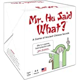 Mr. Hu Said What? - Family and Party Game