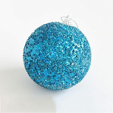 Fiesta del día Ornamentos Decorativos Azul Espuma Brillante ...