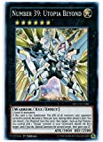yugioh cards number 39 - Yu-Gi-Oh! - Number 39: Utopia Beyond (MP15-EN188) - Mega Pack 2015 - 1st Edition - Super Rare