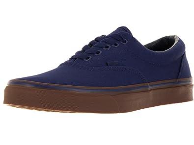 e2fcc3842b1752 Vans Men s Shoes Era Canvas Blueprint Gum Sneakers (3.5 Men 5 Women)