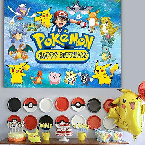 Telón de Fondo de Pokemon, Pikachu, fotografía, niños ...