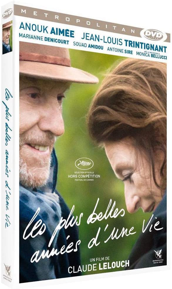 dvd du film Les plus belles années