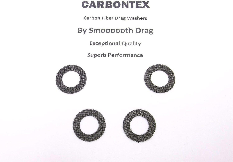 Smooth Drag Carbontex Drag Washers #SDP4 4 PENN REEL PART Peer 209 209M