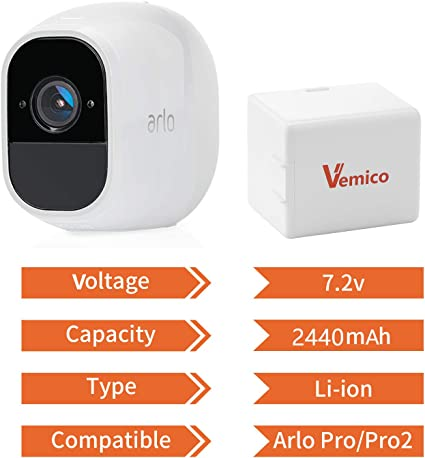 Vemico A-1 Battery product image 4
