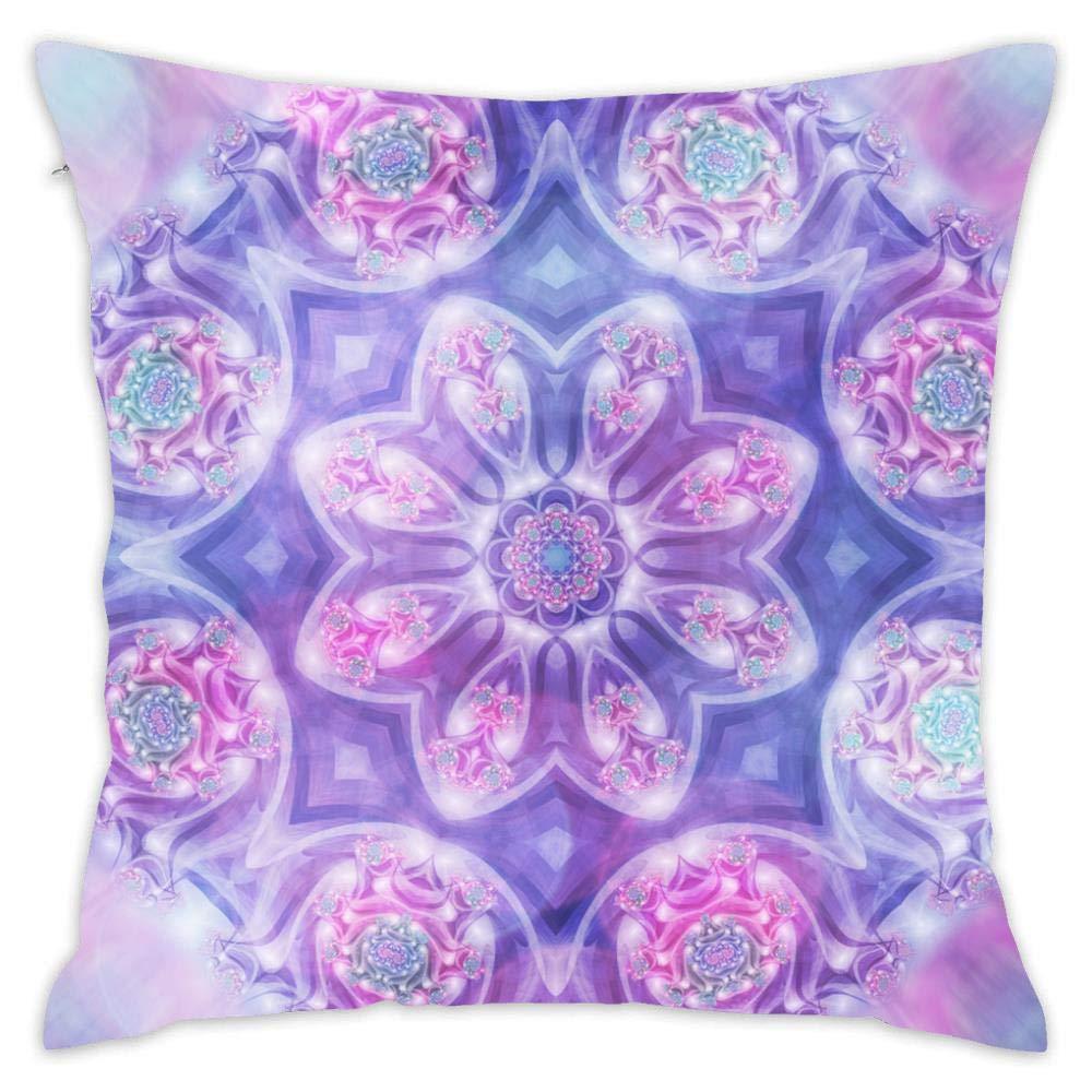 新色 休息枕 オフィス クッション ベッド装飾 アート枕  Daydream Mandala B07R1MY1S1