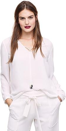 VIOLETA BY MANGO - Camisas - para mujer blanco Off white 42 ...