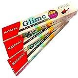 10 x Nataraj Glimo Super Black Pencils