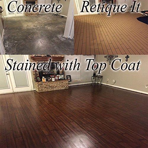 Retique It Chalk Finish Renaissance Furniture Paint, 16 oz (Pint), 81 Lightwood