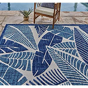 61%2BWX03KAEL._SS300_ Best Tropical Area Rugs