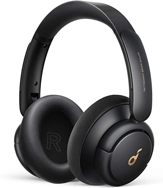 Soundcore by Anker Life Q30 Hybrid Active Noise Cancelling Headphones with Multiple Modes HiRes Sound 40H Playtime Fast Charge Soft Earcups Bluetooth  at Kapruka Online for specialGifts